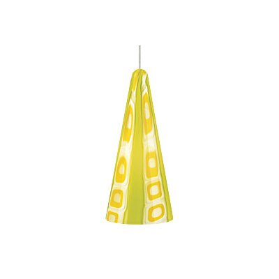 Tech Lighting Niko 1 Light Kable Lite Pendant