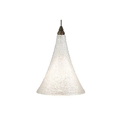 Tech Lighting Sugar 1 Light Monorail Pendant