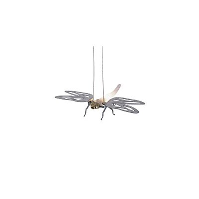 Tech Lighting Dragonfly 1 Light Monorail Functional Art Light