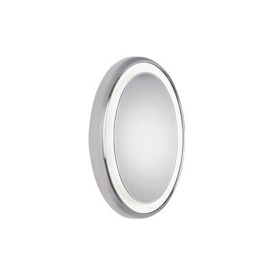 "Tech Lighting Tigris 25.3"" Oval Mirror"
