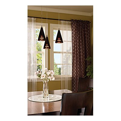 Tech Lighting Cone 1 Light Monorail Pendant
