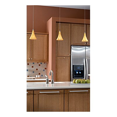 Tech Lighting Sugar 1 Light Kable Lite Pendant