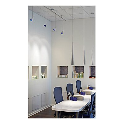 Tech Lighting Monopoint Summit 1 Light Pendant