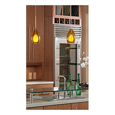 Tech Lighting Fire 1 Light Two-Circuit Monorail Pendant