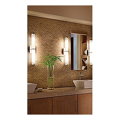 Tech Lighting Metro 1 Light Bath Vanity Light