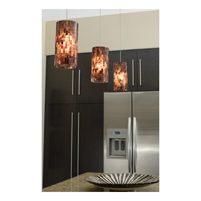 Tech Lighting Playa 1 Light Two-Circuit Monorail Pendant