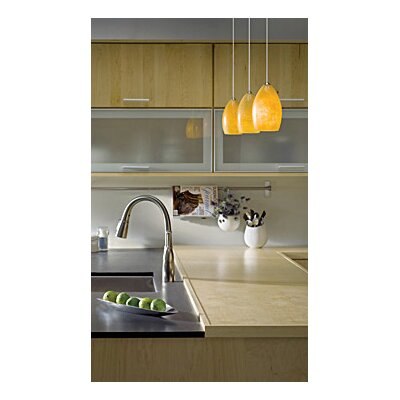 Tech Lighting Fire Onyx 1 Light Pendant