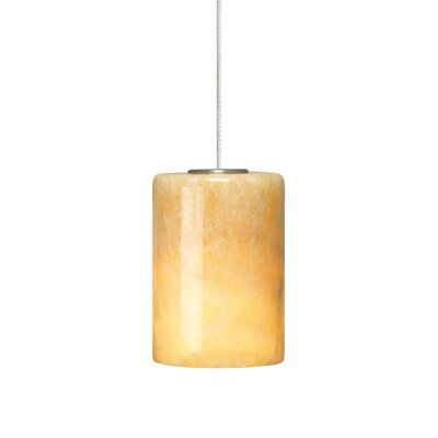 Tech Lighting Cabo 1 Light Two-Circuit Monorail Pendant