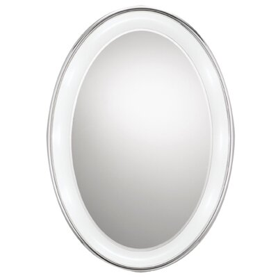 Tech Lighting Tigris Oval Recessed Illuminated Mirror