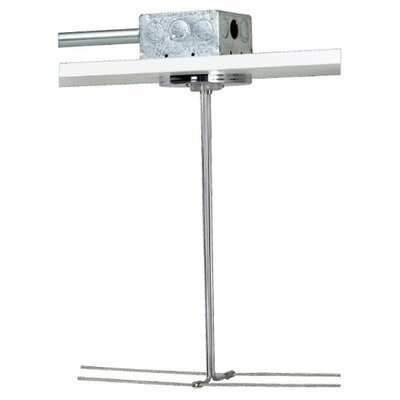 "Tech Lighting Kable Lite 4"" Round Single Feed Canopy"