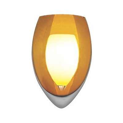 Tech Lighting 1 Light Wall Sconce with Murano Glass