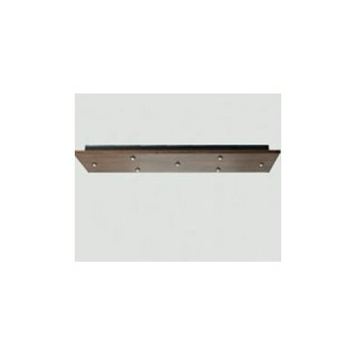 Tech Lighting FreeJack 7-Port Rectangle Canopy