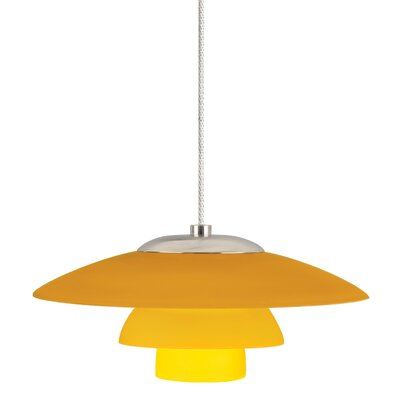 Tech Lighting 1 Light Sydney Pendant