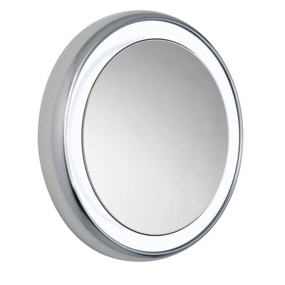Tech Lighting Tigris Round Recessed Illuminated Mirror