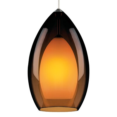 Tech Lighting Fire 1 Light Monorail Pendant