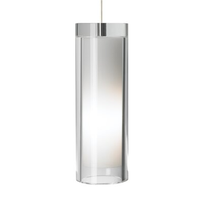 Tech Lighting Sara 1 Light Monorail Pendant