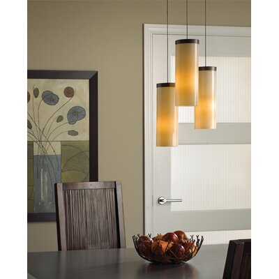 Tech Lighting Mini Hudson 1 Light Monorail Pendant