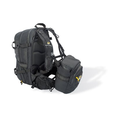 Mountainsmith Camera Descent AT Recycled Chestpack in Black