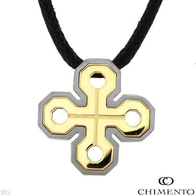 Chimento Gold Necklace
