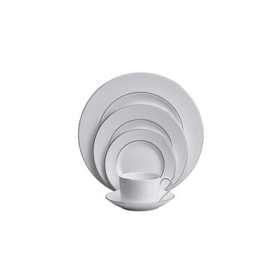 Blanc Sur Blanc Dinnerware Collection