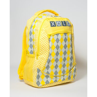 XOLO Argyle Backpack