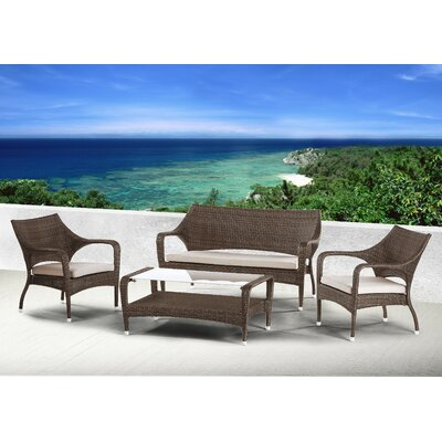 Residenz Sarzana Seating Group with Cushion