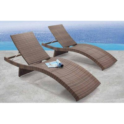 Residenz Pesaro Steamer Chaise Lounge