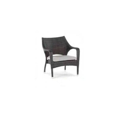 Residenz Sarzana Stackable Living Arm Chair with Cushion