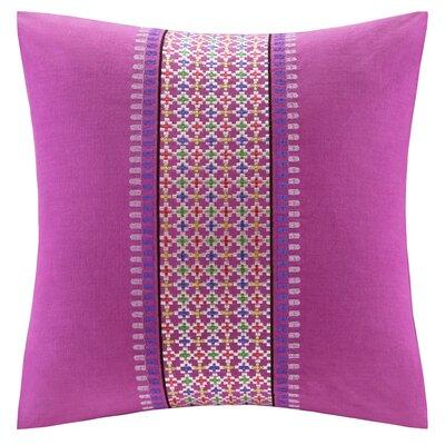 echo design Vineyard Paisley Cotton Faux Linen Pillow