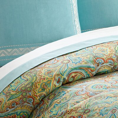 echo design Beacon's Paisley European Sham