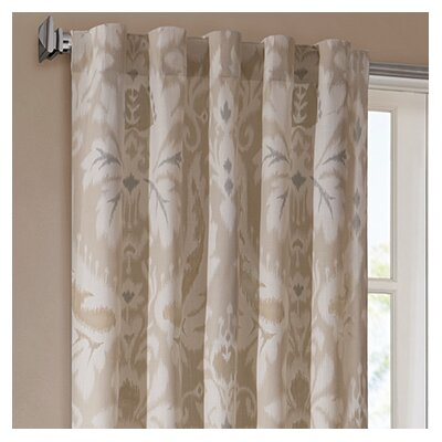 Thermalogic nantucket cotton grommet curtain panel for Window cotton design