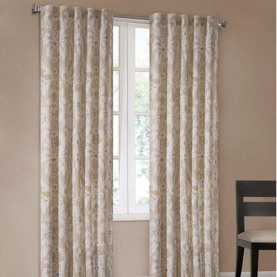 echo design Positano Cotton Curtain Panel