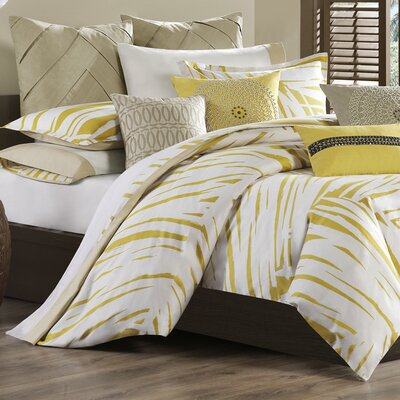 echo design Abstract Palm Duvet Collection