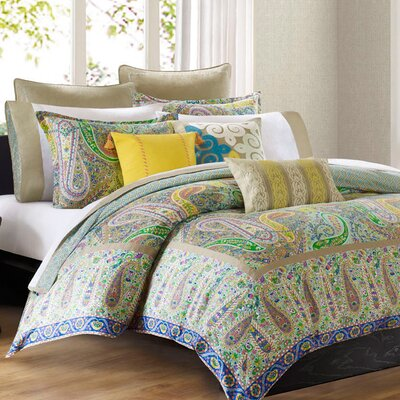 echo design Scarf Paisley Duvet Cover Collection