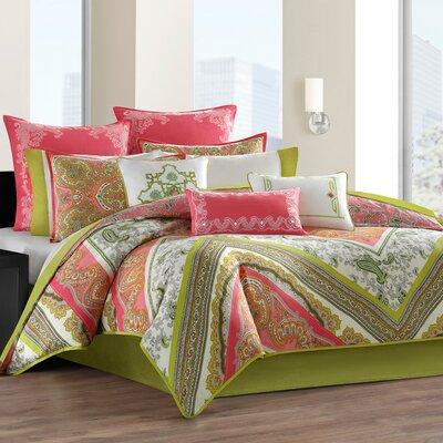 echo design Gramercy Paisley Comforter Set