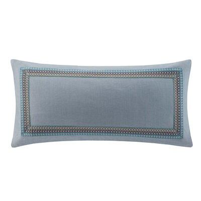 echo design Rio Cotton Faux Linen Decorative Pillow