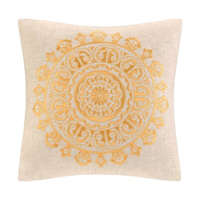 echo design Laila Linen Decorative Pillow