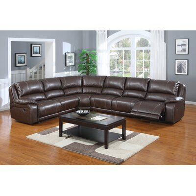 Chandler Leather Sectional