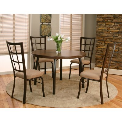 Vision 5 Piece Dining Table Set