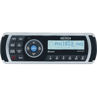 Jensen Marine AM / FM / USB / iPod Bluetooth Marine Stereo