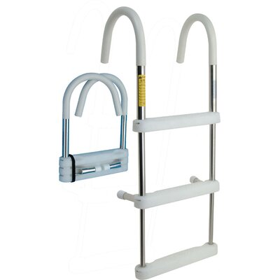 Garelick MFG. Company 4-Step Telescoping Ladder
