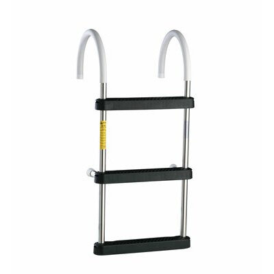 Garelick MFG. Company 3-Step Telescoping Ladder