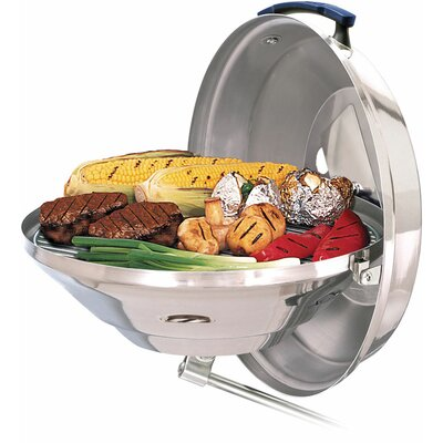 "MAGMA PRODUCTS, INC 17"" Marine Kettle Charcoal Grill"