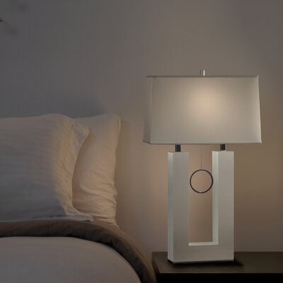 "Nova Earring 31"" H Reclining Table Lamp"