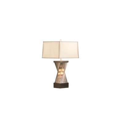 Nova Torque Table Lamp in Dark Brown