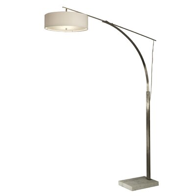 Nova Tangent Arc Floor Lamp
