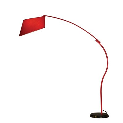 Nova Ibis Arc Floor Lamp