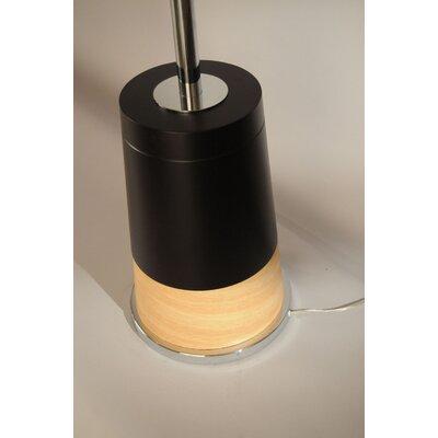 Nova Cork Arc Floor Lamp