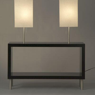 Nova Twin Lit Console Table
