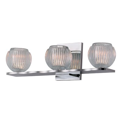 Hudson Valley Lighting Odem 3 Light Bath Vanity Light